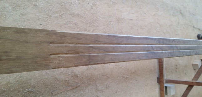 Fluted Post